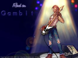 Rock on Gambit by Jets -WP- by danes-sweety