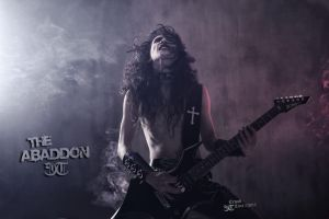 'The Abaddon' - Cover 7 by erwintirta