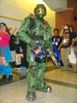 Halo - Animethon 15 by Blind-Fox