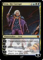 Urza, the Corrupt by theUNDEADSHARK