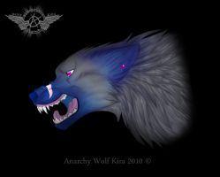 Realistic Wolf EPIC FAIL by AnarchyWolfKira