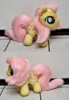 First Filly Fluttershy by Sethaa