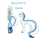 Alaukika Contest : Gwyneria by bluestarproduction