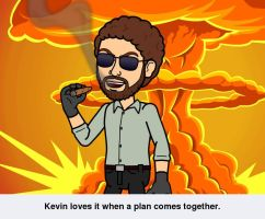 Kevin Loves It When A Plan Comes Together by UKD-DAWG