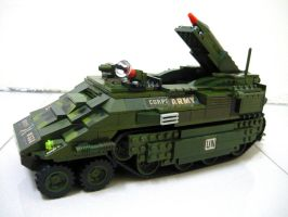 "Future Half Track ""Fake"" 13.3 by SOS101"