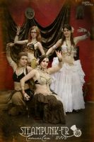 Comic Con Paris 2012 - Steampunk Booth [14/15] by LadyAzurFromAlkemya