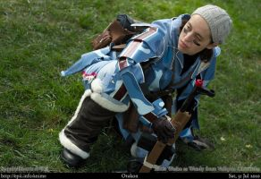 Wendy Cheslock - Valkyria Chronicles Cosplay by littlewashu88