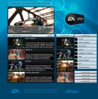 EA Video-Site by: Wonder-Desig by WebMagic