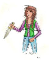 Piper Mclean-A Lost Hero by piedpipergirl