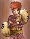 Gaara : Naruto part 2 by TSHORYUKEN