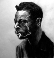 Nat King Cole by raschiabarile