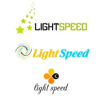 logos for light speed by umer2001