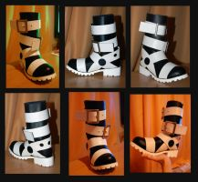 My Maka's boots by shoko4