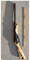 Rebuild Model 80 Daisy Long Rifle by Obsidian-Asphodel