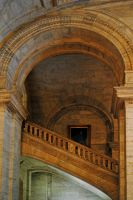 NY Library 04 by LucieG-Stock