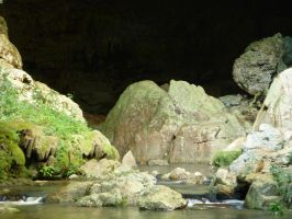 Cave Stock 2 by xGlassRaindropsStock