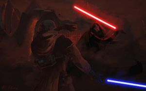 Culling of the Jedi by ranits123