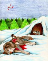 Stop Aerial Wolf Hunting by chezarawolf