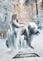 Snow Queen by BlackEngel