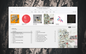 iTunes OSX by BrenoAMP
