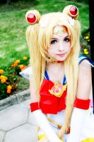 Sailor Moon Cosplay by ChiseLuneth