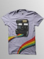 Polaroid T Shirt by olivera-miletic