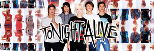 Tonight Alive Kick Flip for the cause by RedeyeTrickmaster