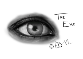 Eye by Frustation