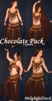 Chocolate Pack DelightfulStock by DelightfulStock