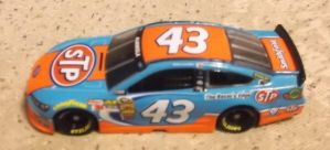 2014 Aric Almirola #43 STP Ford Car by Chenglor55
