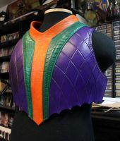Medieval Joker WIP Leather Breastplate by Azmal