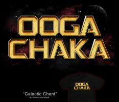 Galactic Chant - tee by InfinityWave