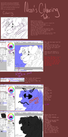 Colouring tutorial Part 1 by Allixi