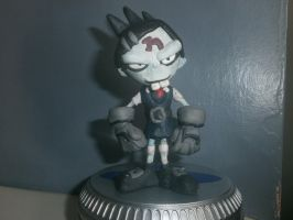 Nina Cortex Model (Rough Attempt) by FierceTheBandit