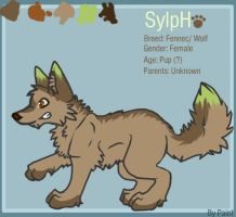 .-Sylph-. by Littlepainthorses