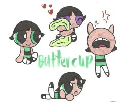 PPG Profile: Buttercup by cmara