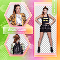 Oriana Sabatini Pack png by iWillNotSurrender