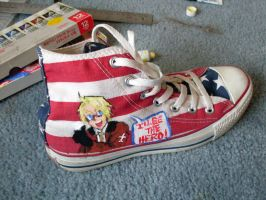 America Shoes by zizzy