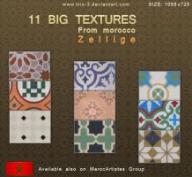11 big textures from morocco Z by TRIO-3