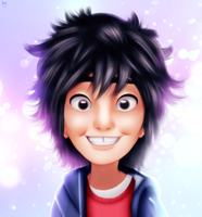 Big Hero 6 Hiro! by JassyCoCo