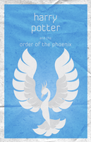 HP: Order of the Phoenix by hailingxjove