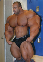 Huge victor Muscles by UnitedbigMuscle