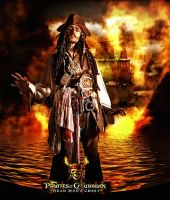 Pirates poster by firesign24-7
