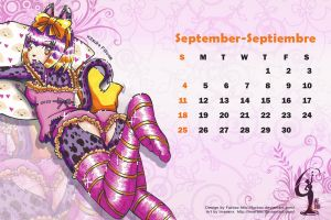 Miss Furry 2011 Septiembre by Furboz