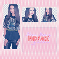 Selena Gomez Pack by Bellarrina