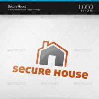 Secure House Logo by artnook