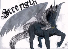 Pt. 2 of the group, Strength by DragonRider5150