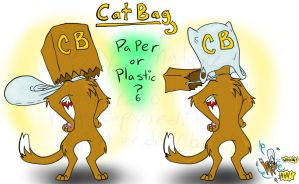 CatBag by shaloneSK
