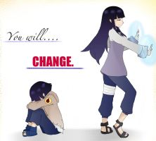 Change by XxLastxJackalopeXx