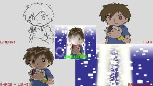 Work in Process -Takato- by mainkataABCD